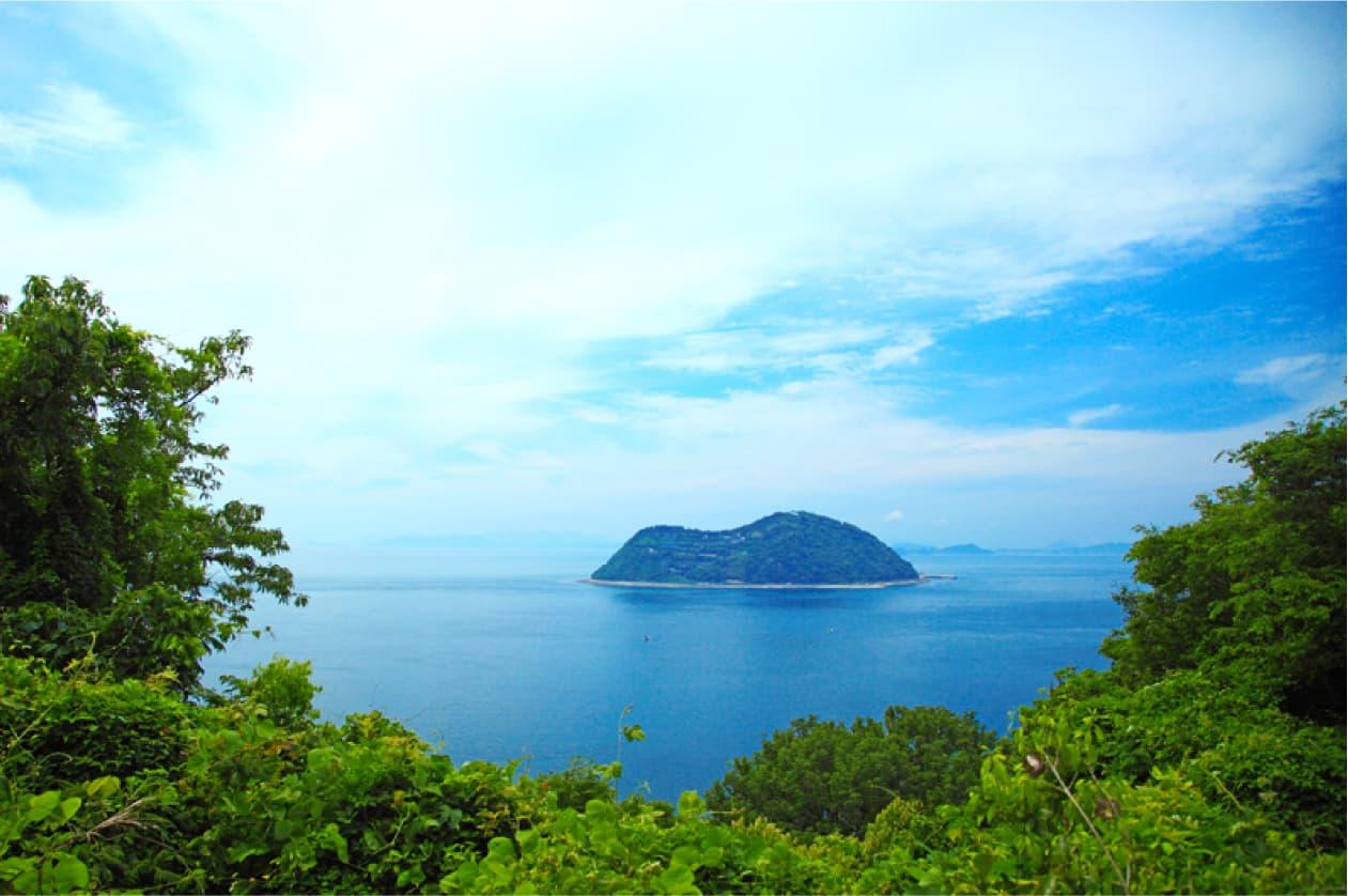 松山「岛」也是不错!悠闲舒适、娱乐活动、随心所欲地。在忽那诸岛度过岛时光