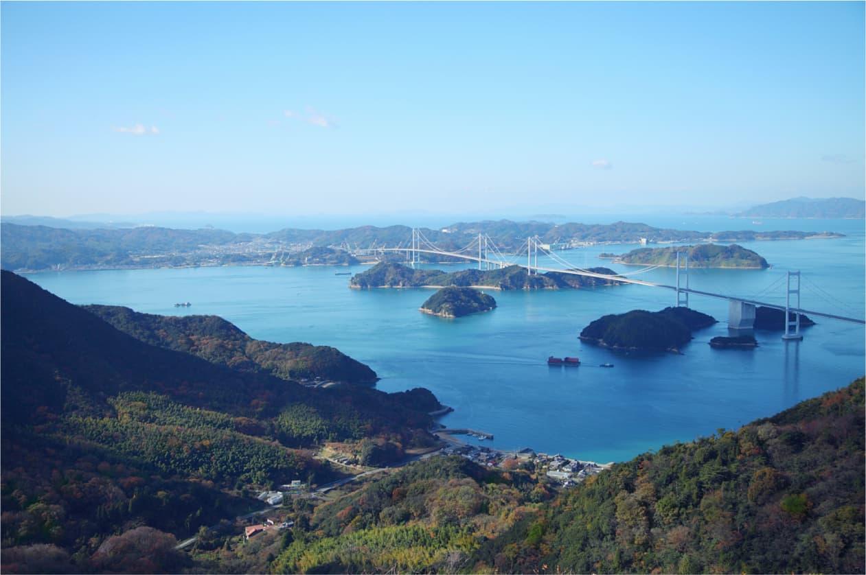 「濑户内海及其沿岸地带・松山」巡游记