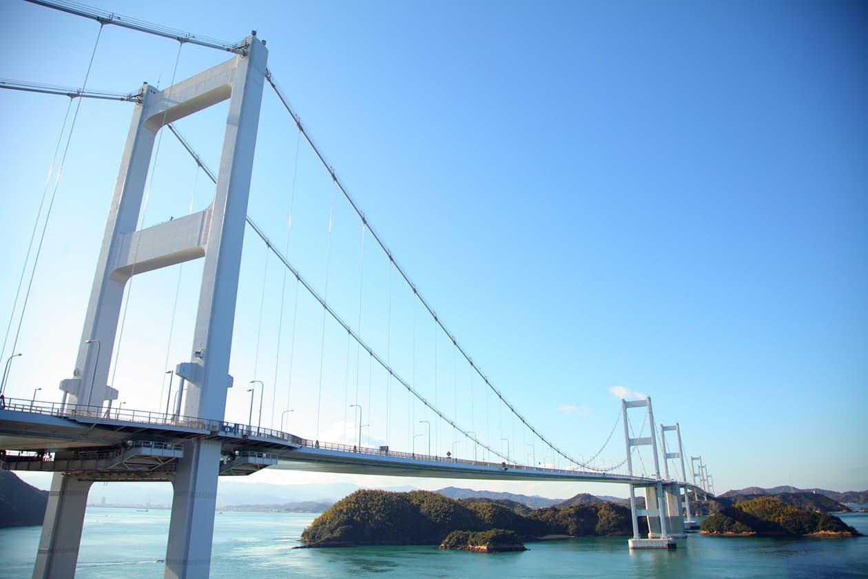 濑户内海岛波海道