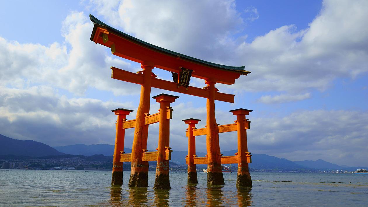 宫岛(严岛神社)