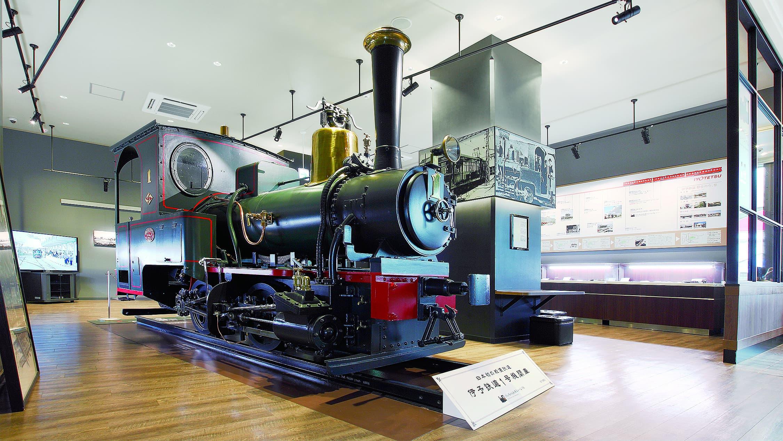 少爷列车博物馆
